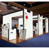 China Backlit Trade Show Booth Exhibition Light Box Design
