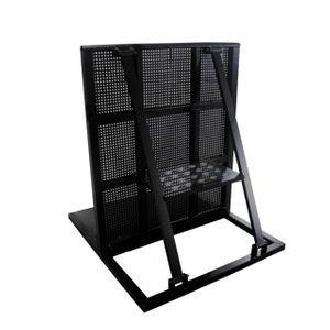 Steel Straight Crowd Control Stage Barricades On Sale