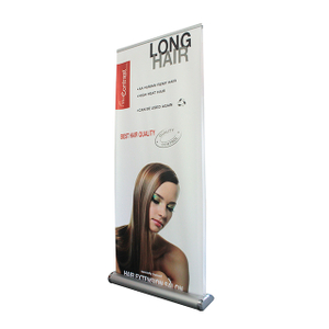 Double-sided Roll Up Stands D-R003