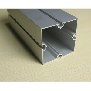 Maxima System Aluminum Square Extrusion 80mm for Trade Show