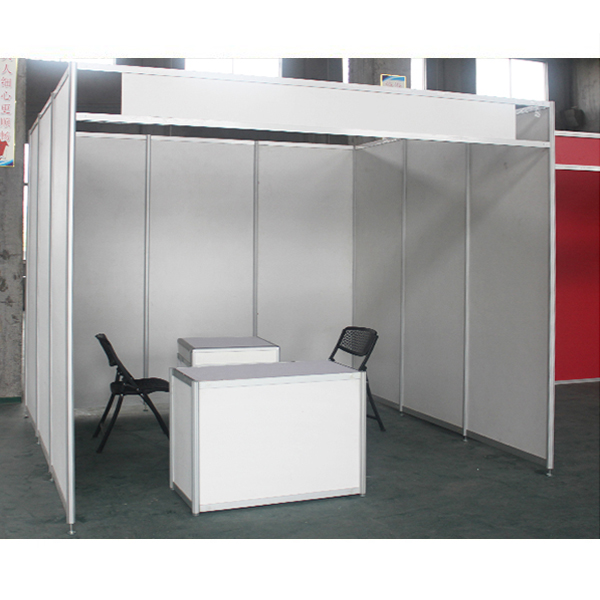 Shell Scheme Exhibition Stands : Octanorm system aluminum shell scheme stands from china