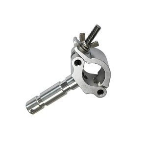 Shanghai 50mm Half Coupler Clamp With 28mm Spigot