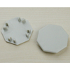 Plastic End Cap for Upright Extrusion