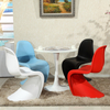 Red Portable Event Panton Chair