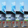5m Flag Stand D-B004 with Tank