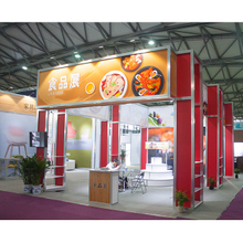 Special Design 80mm Maxima Exhibition Stand