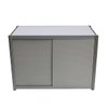 Exhibition Booth Use Aluminum Lockable Reception Desk