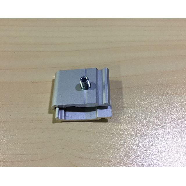 Aluminum Extrusion Tension Lock for Booth