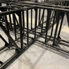 Heavy Duty Black Coated Spigot Aluminium Alloy Lighting Truss Structure for Auto Show